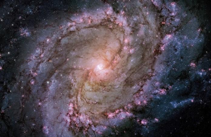 Imagen tomada por el Hubble (EFE)